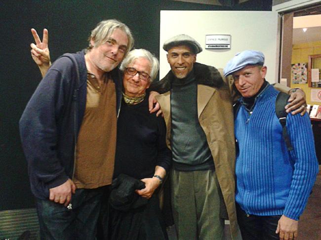 DY NASTEE / Jean-Pierre Thorn / Fred Bendongué / Farid Berkhi