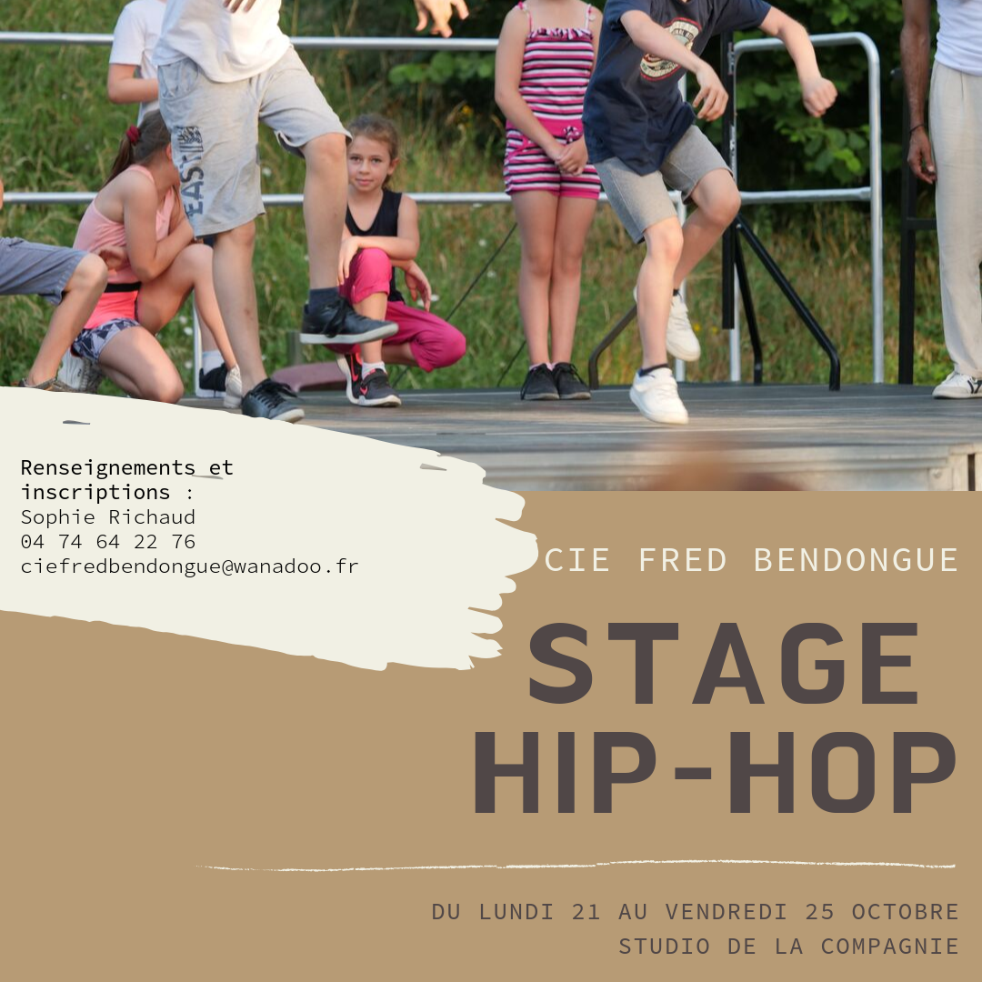STAGE HIP-HOP